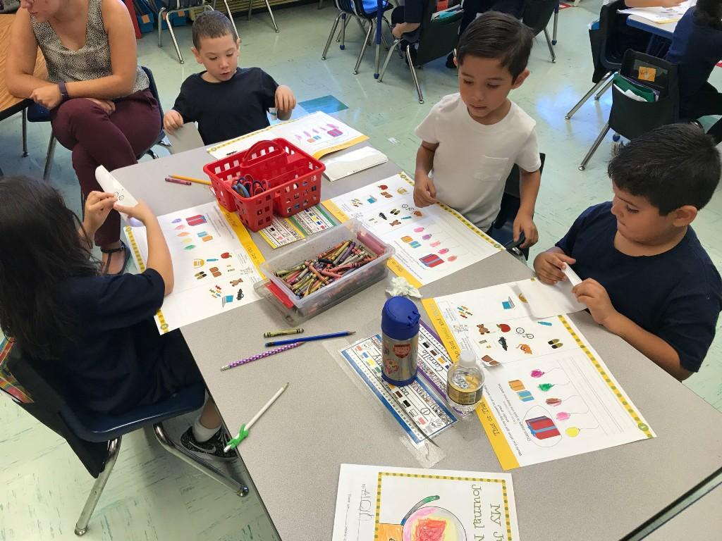 Kinder works on their wants and needs