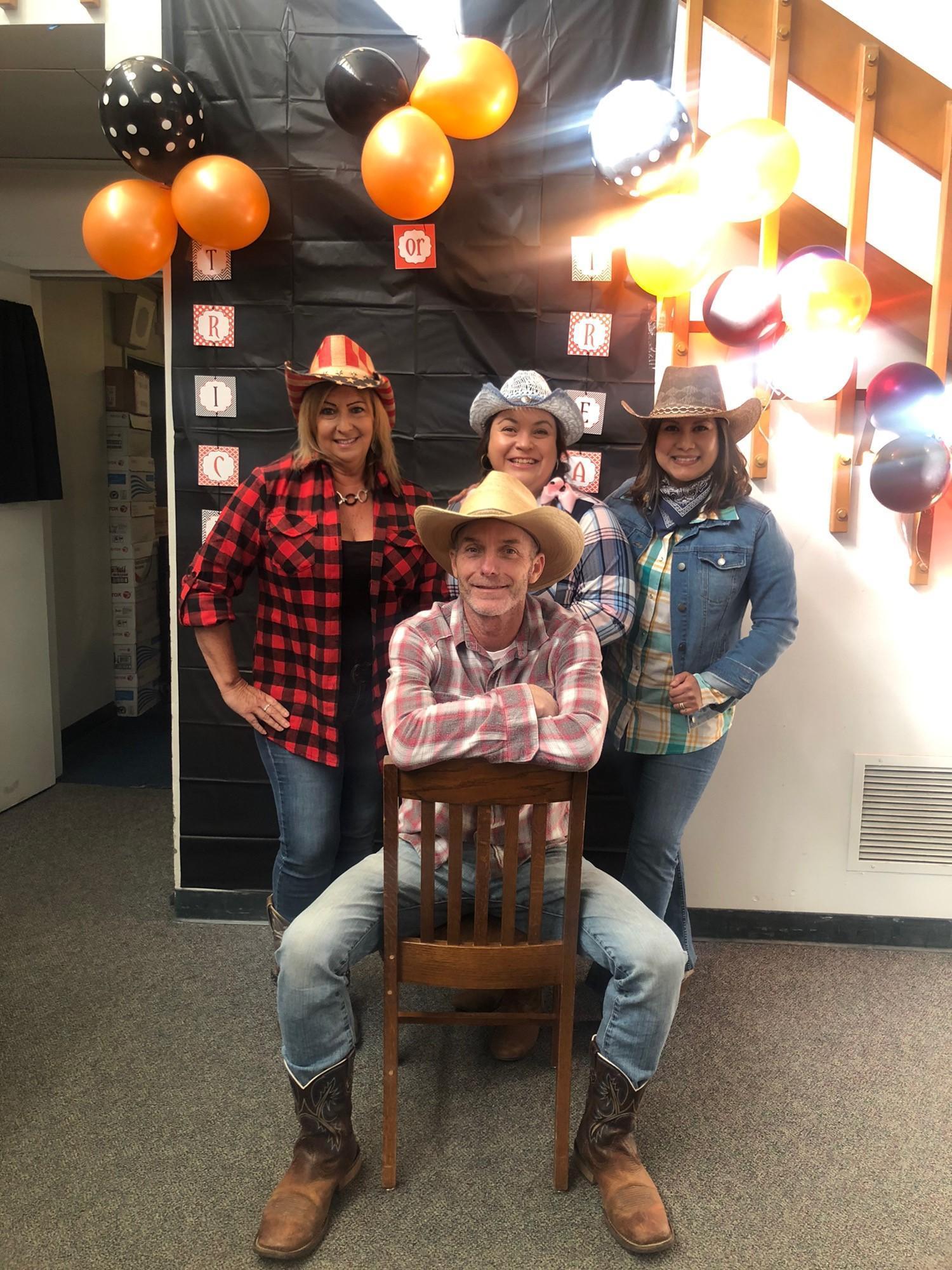 Counselors Halloween 2019