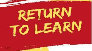 LETTER FROM INTERIM COMPLEX AREA SUPERINTENDENT HAUGE: RETURN TO LEARN-2nd SEMESTER Featured Photo