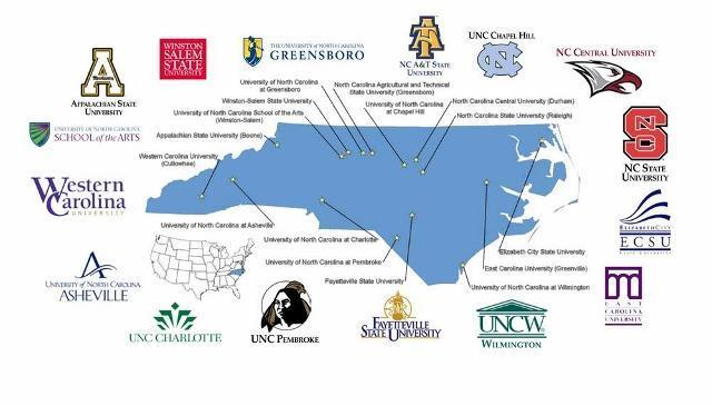 NC Colleges