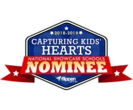 Capturing Kids' Hearts Nominee