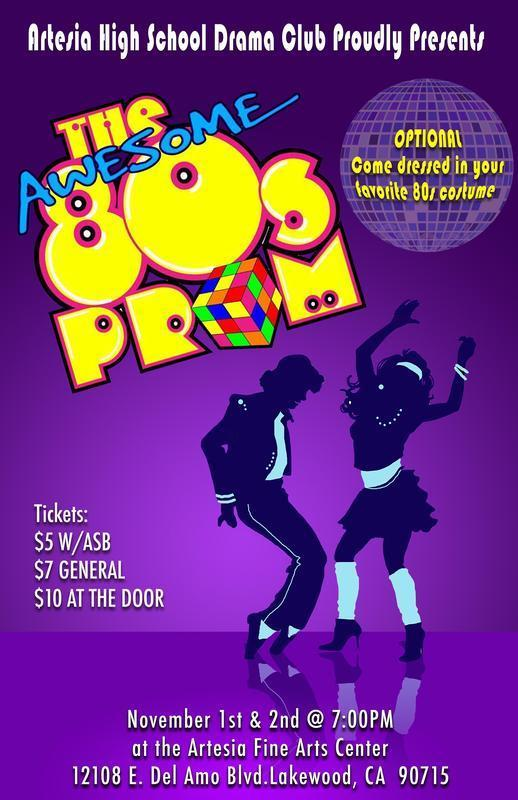 The Awesome 80's Prom Featured Photo