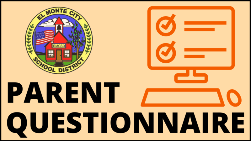 Parent Questionnaire Graphic
