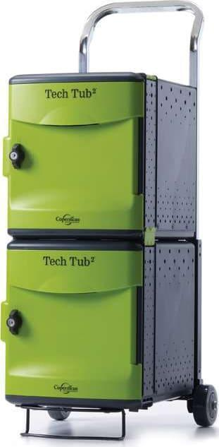 tech tub for chromebooks