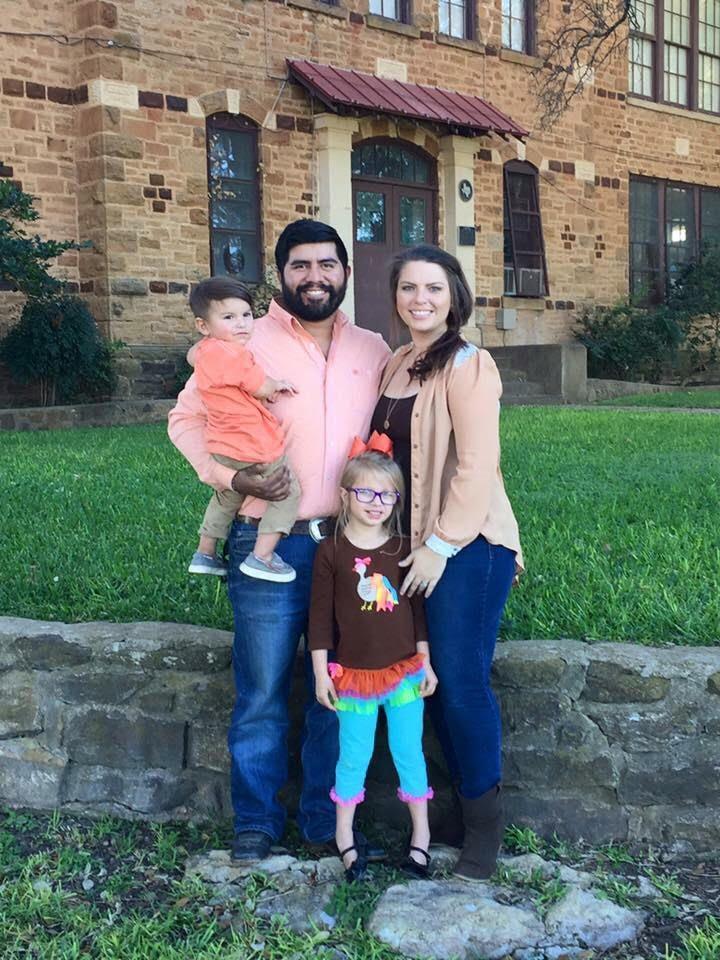 Mrs. Duarte & Family