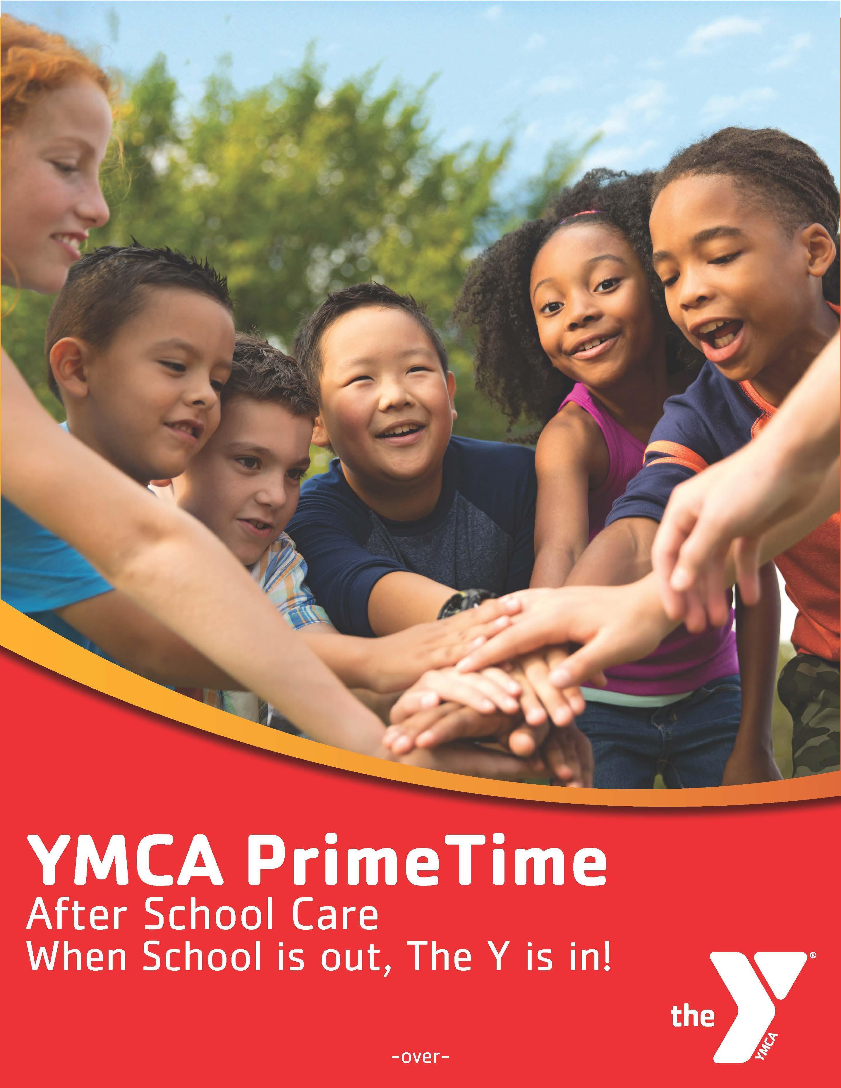YMCA Primetime Flyer