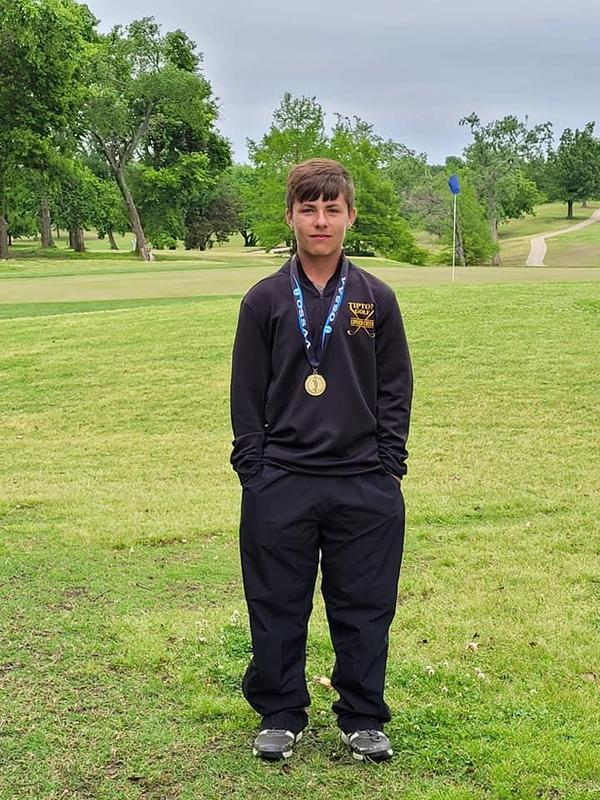 Conner Cryer State Golf Runner-up Featured Photo