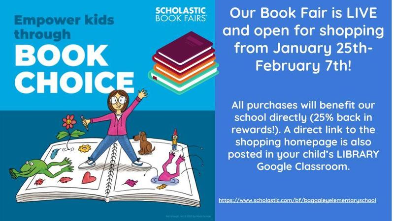 Keep Kids Reading & Support Our School! Featured Photo