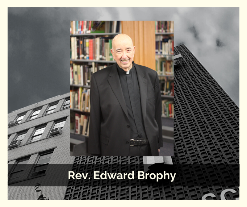 SEP Mourns the Passing of Rev. Edward Brophy Featured Photo