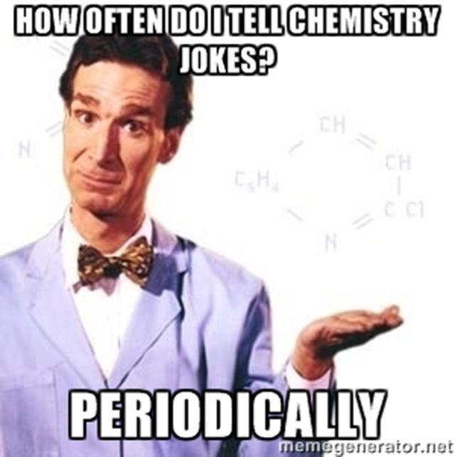 Science Joke