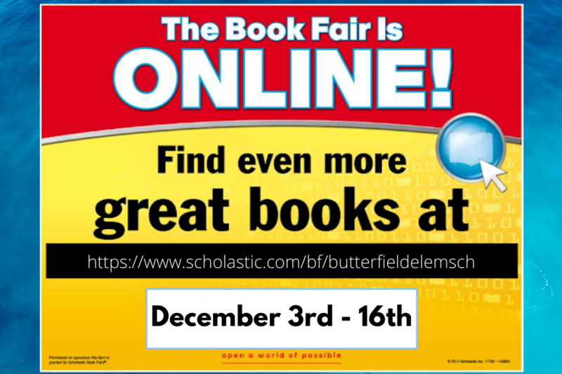 The book fair is online