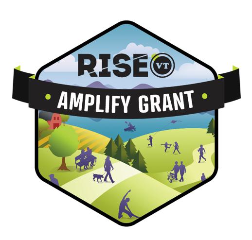 RiseVT Amplify Grant logo