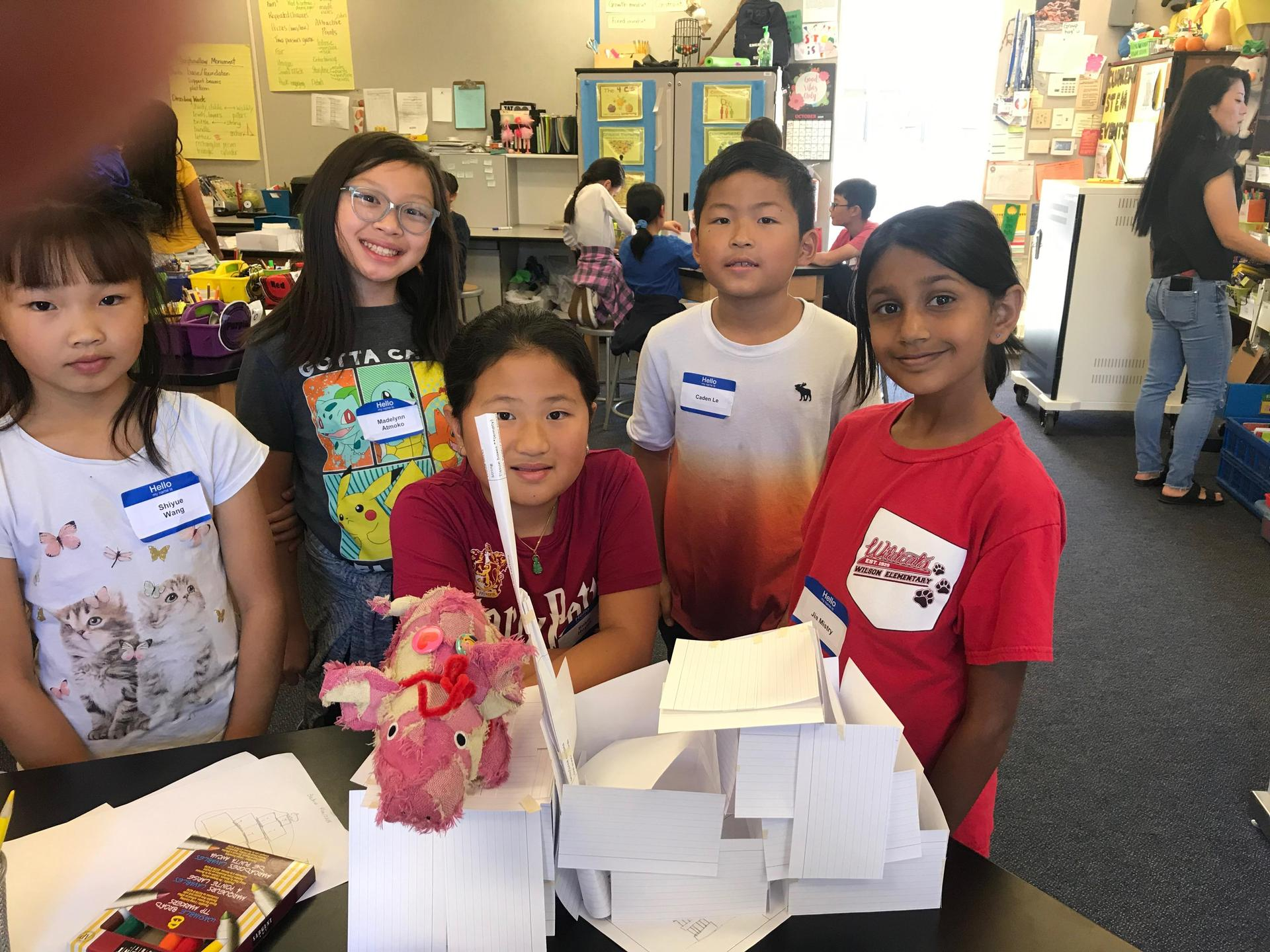 4th Grade GATE Design Challenge
