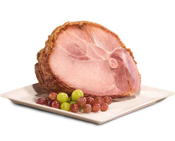 Spiral Winter's Fire Glazed Ham