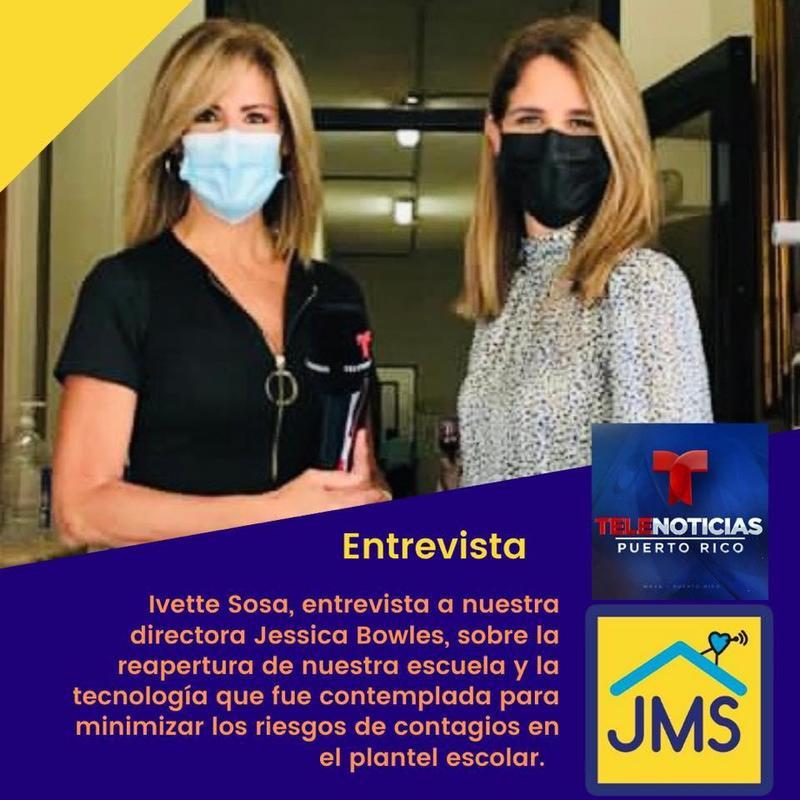 Josefita haciendo noticias en Puerto Rico Featured Photo