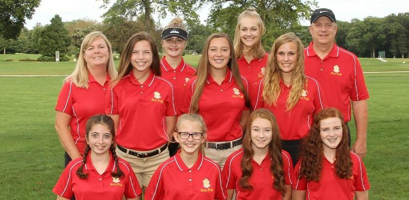 Rocky Girls Golf Team is Heading to Sectionals Featured Photo