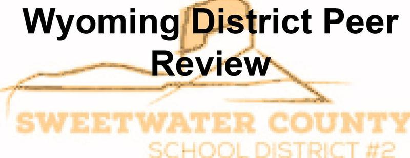 Wyoming District Peer Review Results Featured Photo