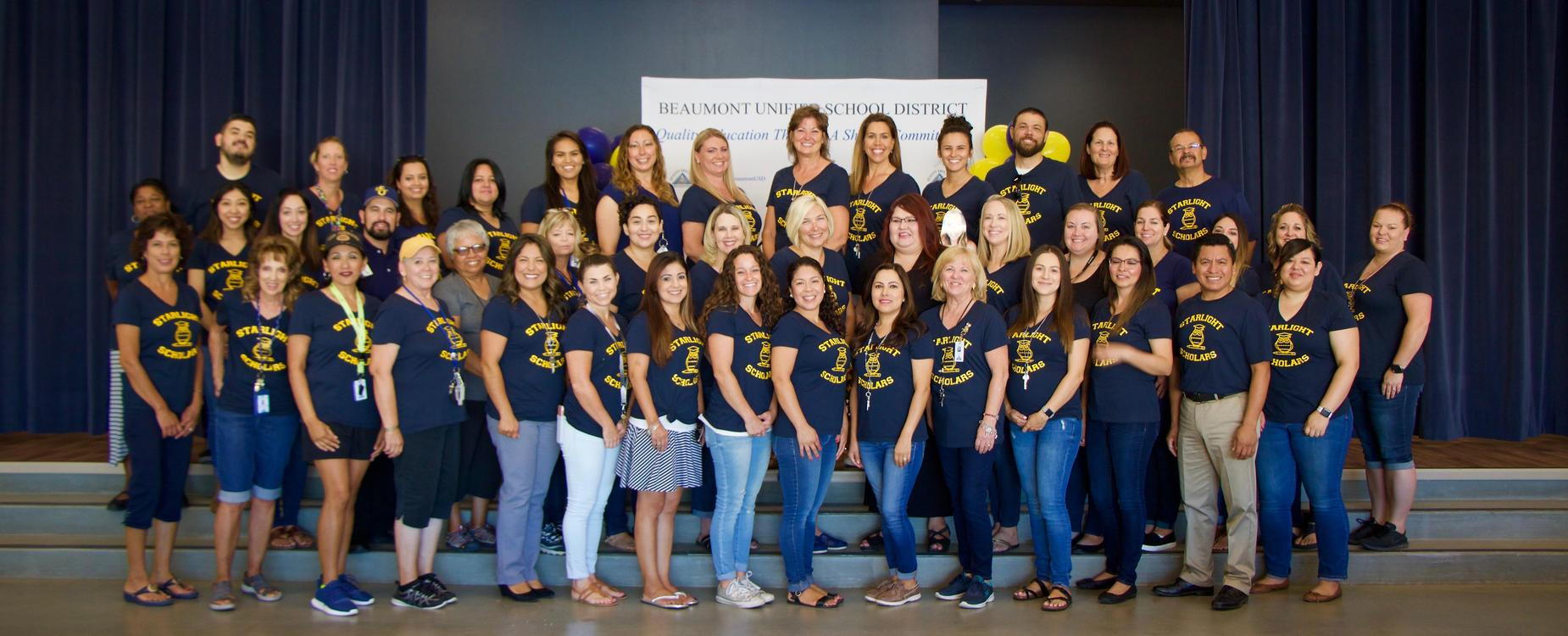 Starlight Elementary Staff