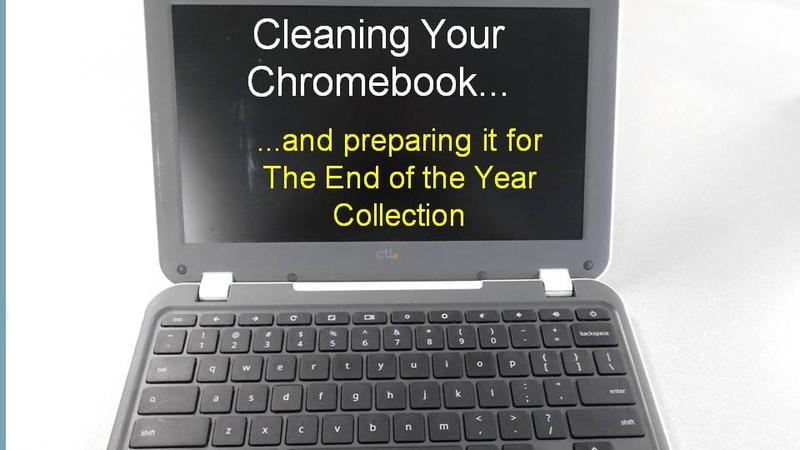 Picture of Chromebook