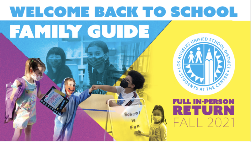 View our Presentation- Welcome Back to School Family Guide Featured Photo