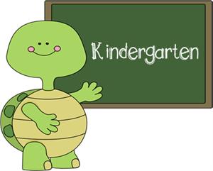 Kindergarten Turtle