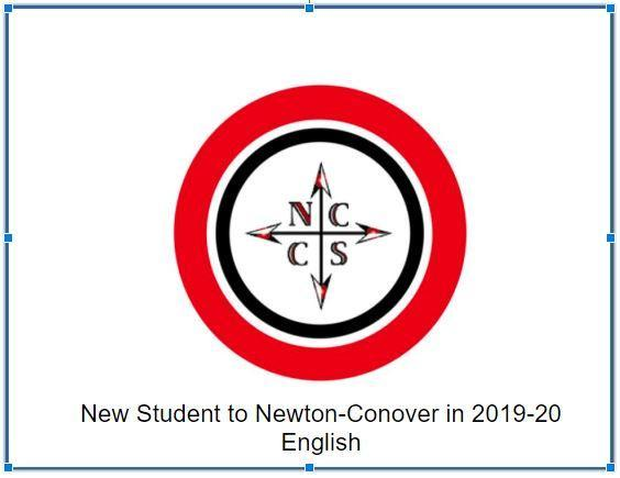 New Student Enroll Button 2019-20