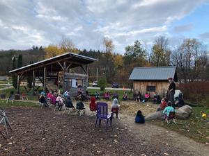 Outdoor Classroom