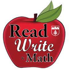 apple with read write math