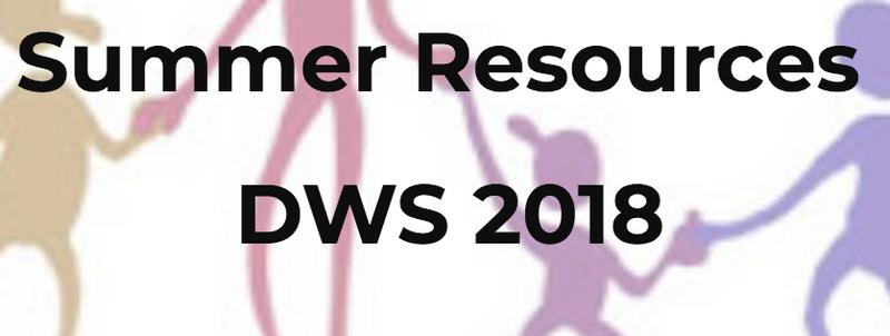 DWS Summer Resources