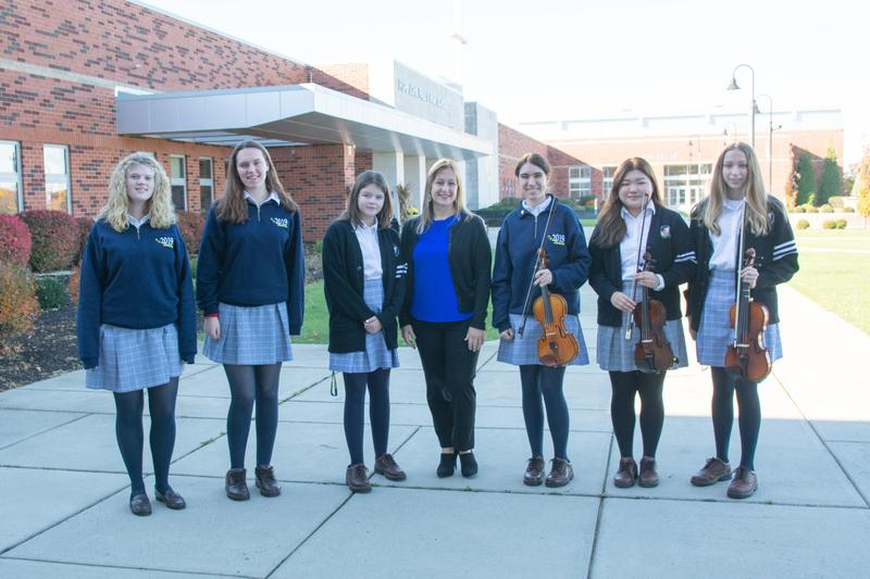 Students Named for All Catholic Chorus and Orchestra Thumbnail Image