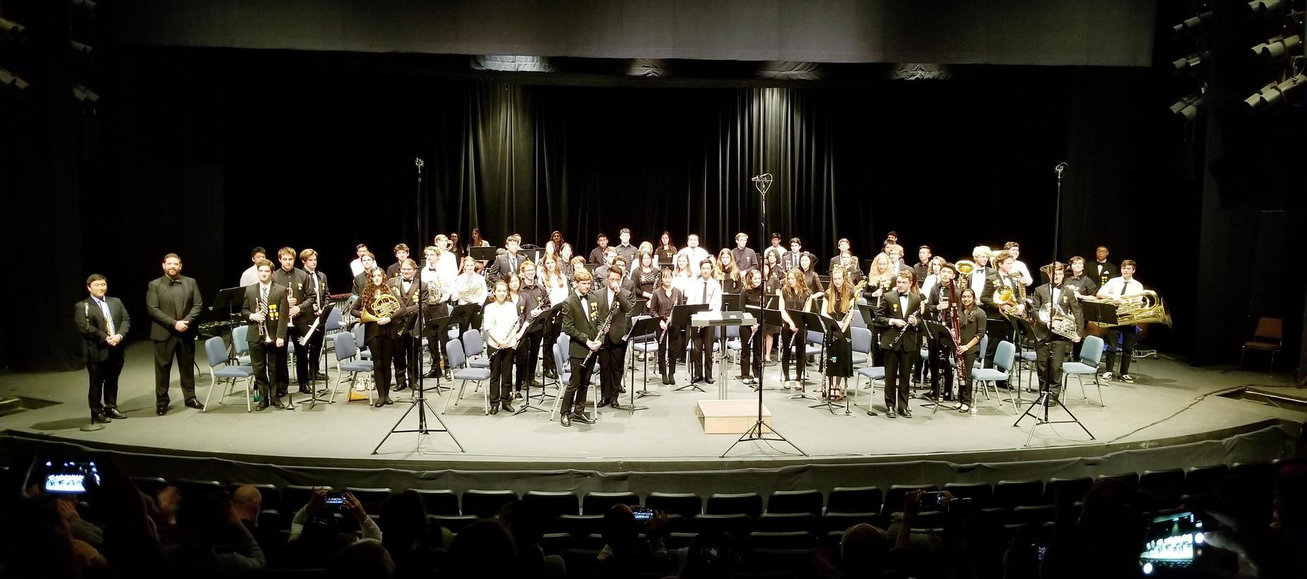 san lorenzo valley hs orchestra