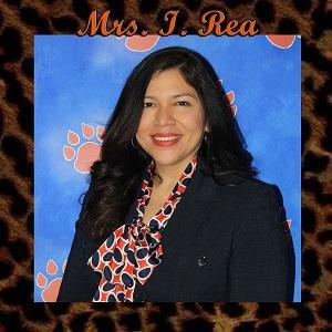 Picture Of Mrs. Rea