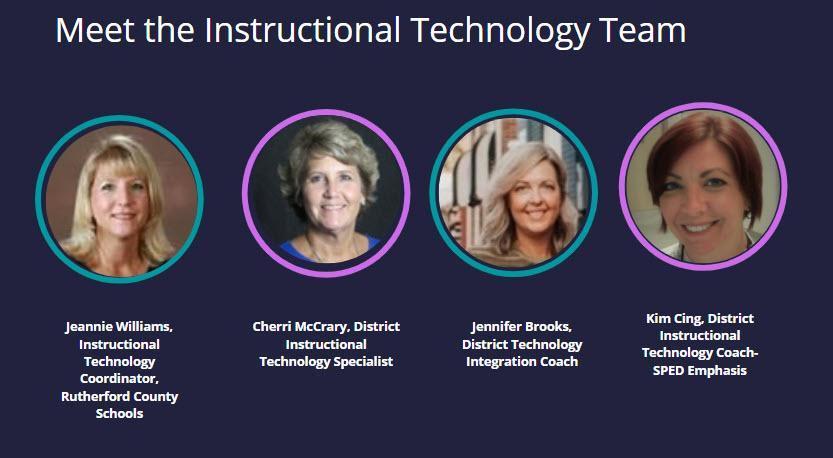 Instructional Technology Team