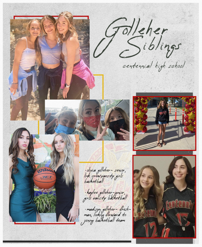 Siblings in the Network: Golleher Sisters of Centennial HS Thumbnail Image