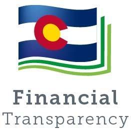 CDE Financial Transparency Logo