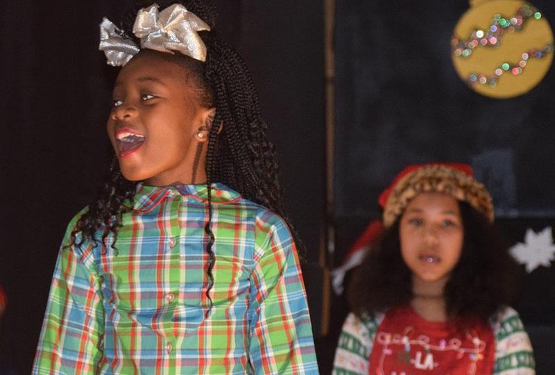 Frazier Elementary School Show Stoppers