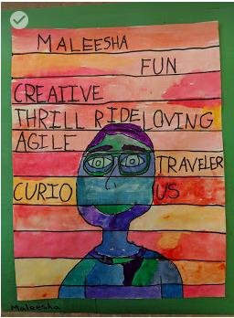 5th Grade Star Artist