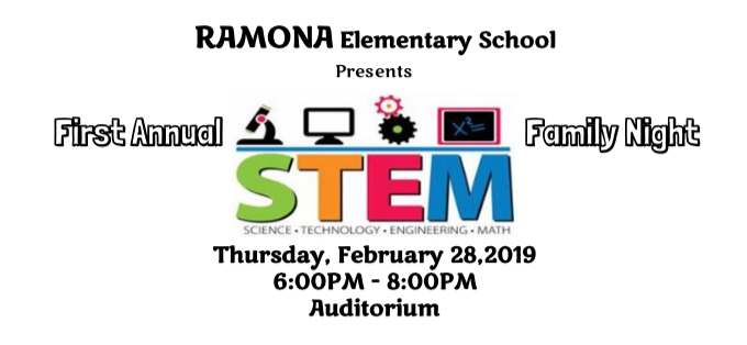 First Annual STEM Family Night Featured Photo