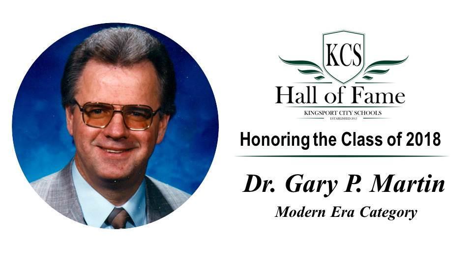 Dr. Gary Martin