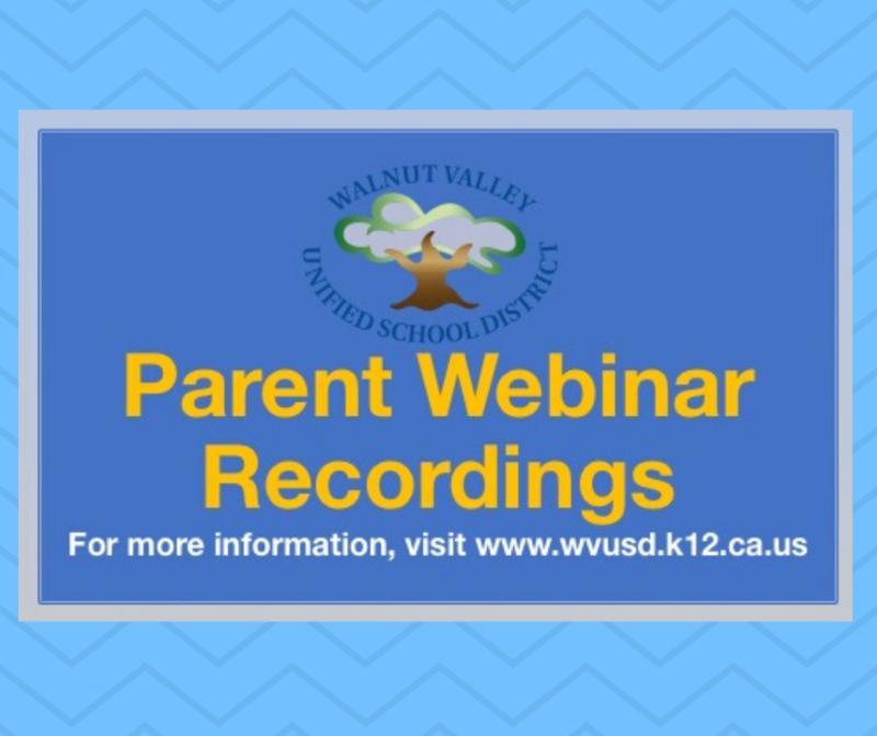 Parent Webinar Recordings Featured Photo