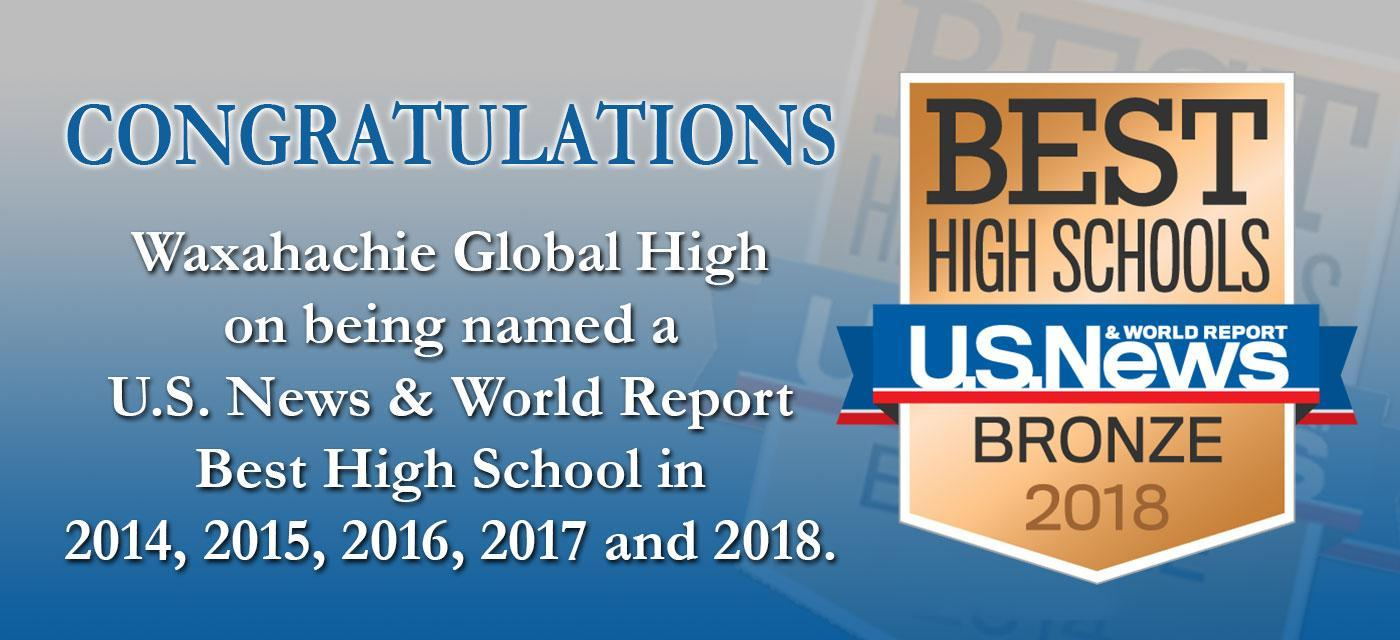 2018 Best High School
