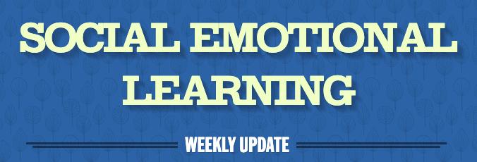 Social Emotional Learning Newsletter Header