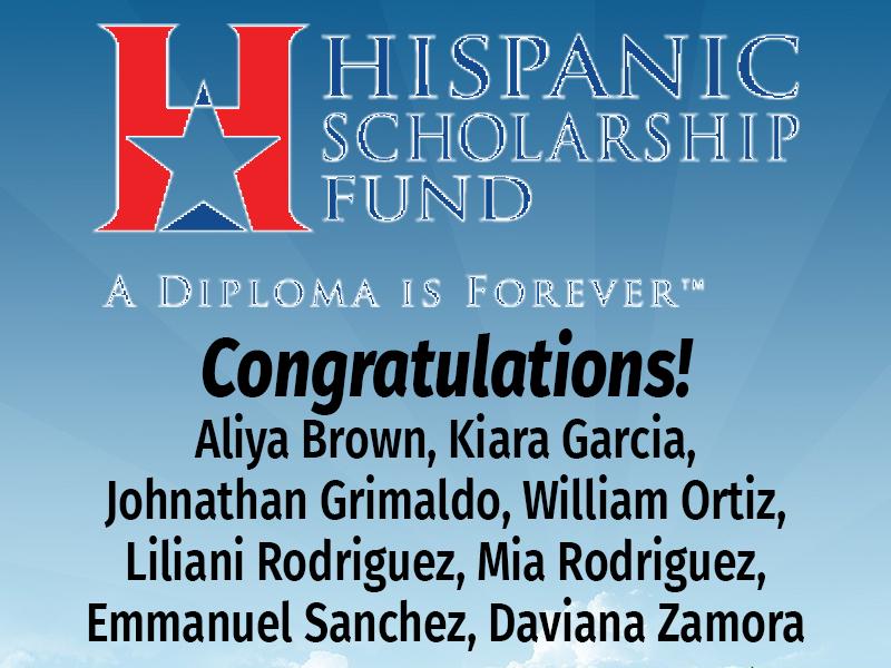 National Hispanic Scholars logo