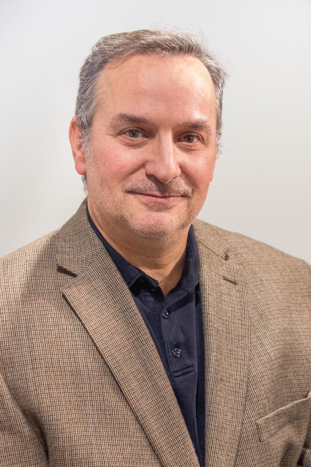 Board President Joe Stein
