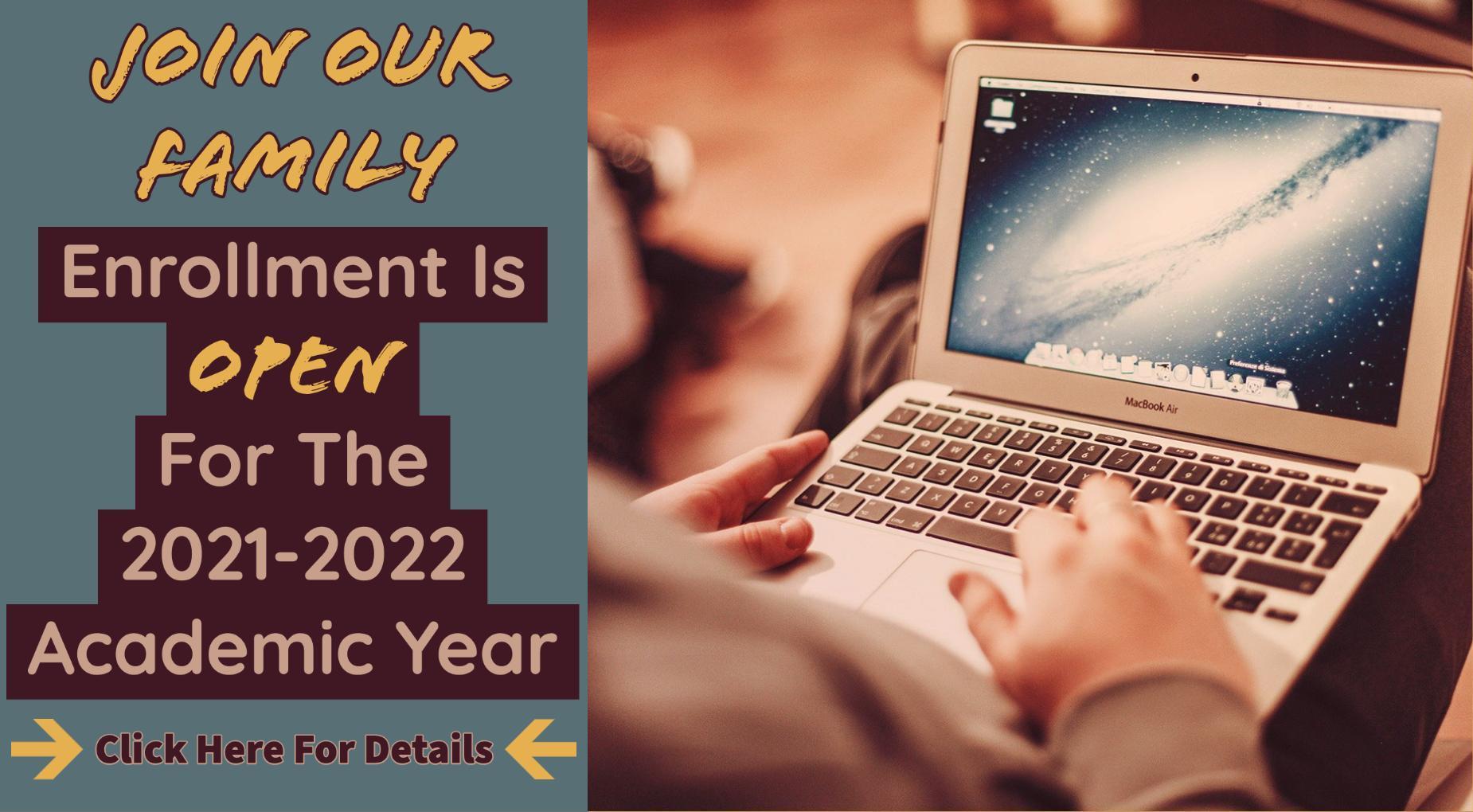 Enrollment 21-22