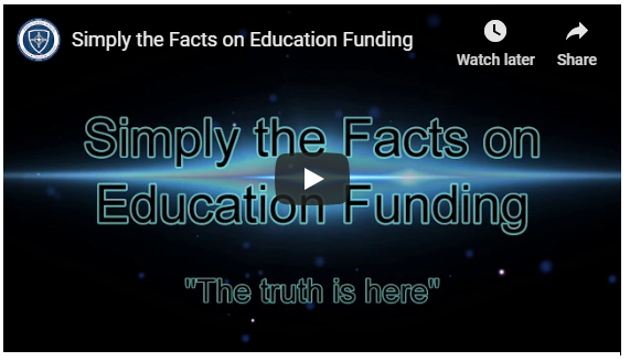 Simply the Facts on Education Funding Featured Photo