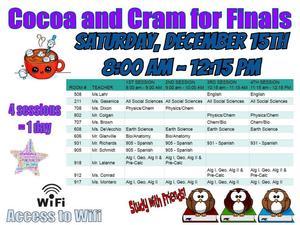 Cocoa and Cram