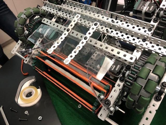 robot photo 1 weekly update 2