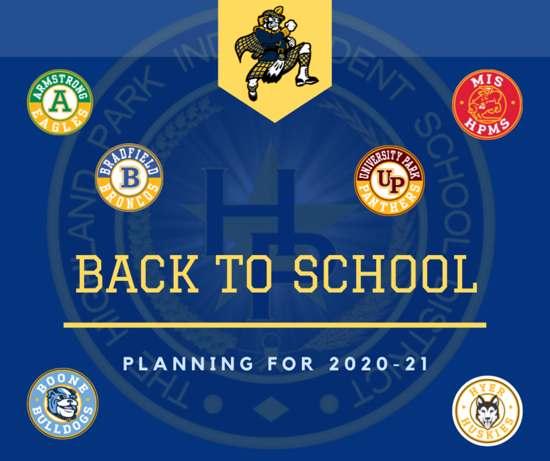 Back to School Update Featured Photo