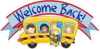 Principal's Back to School Information Featured Photo